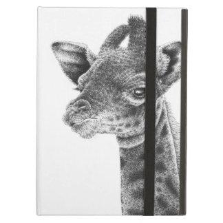 Baby Giraffe iPad Case