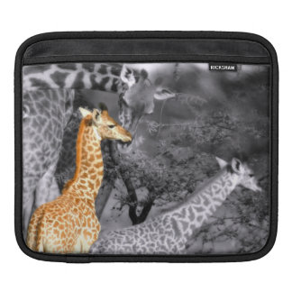 Baby Giraffe Sleeve For iPads