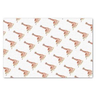 Baby Giraffe Tissue Paper