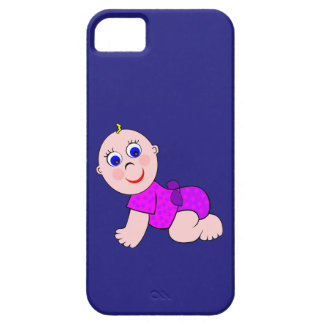 Baby Girl Bald Case For The iPhone 5