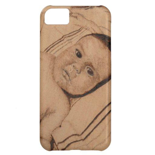 baby girl iPhone 5C cases