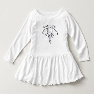 Baby Girl Dress Wan-Dee