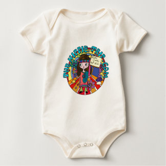 Baby Girl gets her Hippie On! Baby Creeper