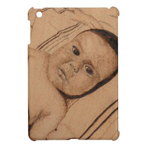 baby girl iPad mini case