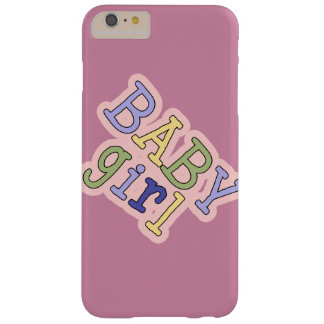Baby Girl iPhone 6 Case Barely There iPhone 6 Plus Case