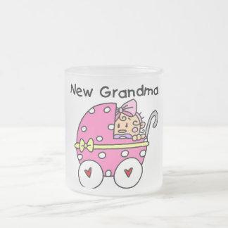 Baby Girl New Grandma T-shirts and Gifts Coffee Mug