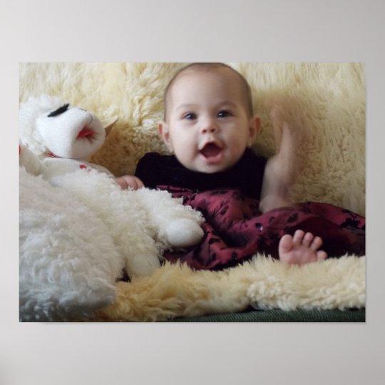 baby Girl Poster
