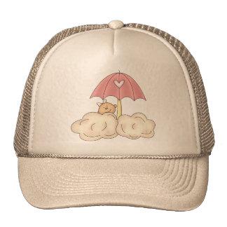Baby Girl Shower Trucker Hats