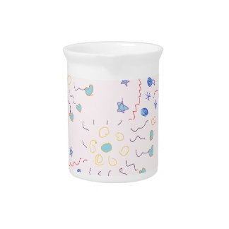 baby girl sweet dreams pitcher