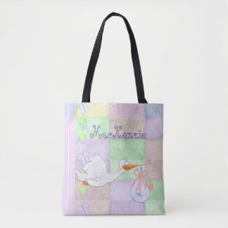 Baby Girl- TOTE