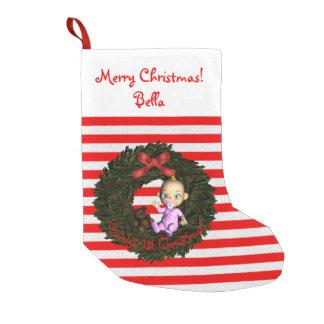 Baby Girl's 1st Christmas