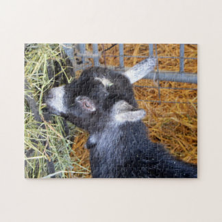 Baby Goat 159 Jigsaw Puzzle