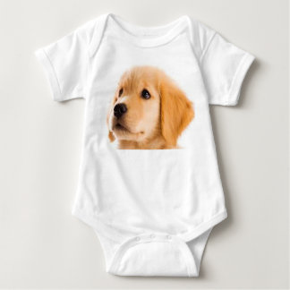 Baby Golden Retriever Puppy Bodysuit