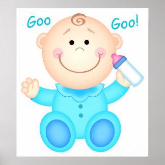 Baby Goo Goo Wall Decore! Poster