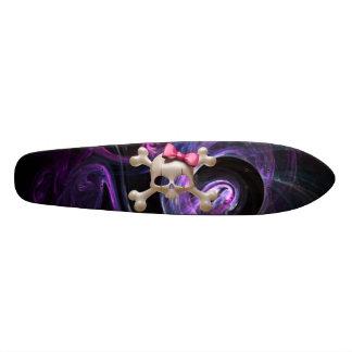 Baby Goth Old School Skateboard