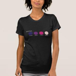 Baby Goth Petite Womens Black Tshirt