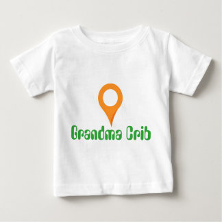 Baby Grandma Crib Fine Jersey T-Shirt