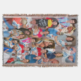 Baby Grayson - A LOT OF LOVE Throw Blanket