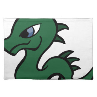 Baby Green Dragon Placemat