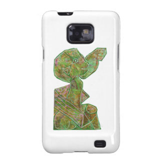 Baby Green Theme Highfive Punch Hi5 HIFI Gifts KID Samsung Galaxy SII Cases