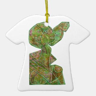 Baby Green Theme Highfive Punch Hi5 HIFI Gifts KID Ornament
