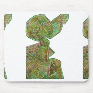 Baby Green Theme Highfive Punch Hi5 HIFI Gifts KID Mousepads