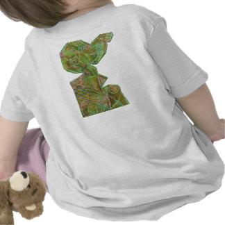 Baby Green Theme Highfive Punch Hi5 HIFI Gifts KID Tshirts