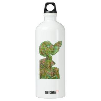 Baby Green Theme Highfive Punch Hi5 HIFI KID SIGG Traveller 1.0L Water Bottle