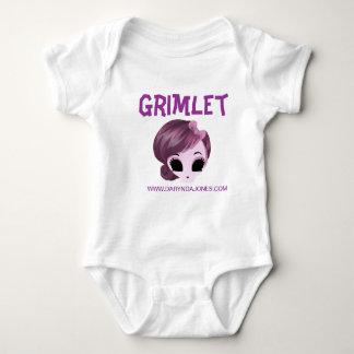 Baby Grimlet Baby Bodysuit