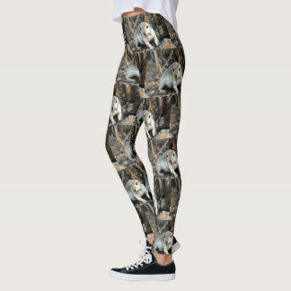 Baby Ground Squirrel Women's Leggings