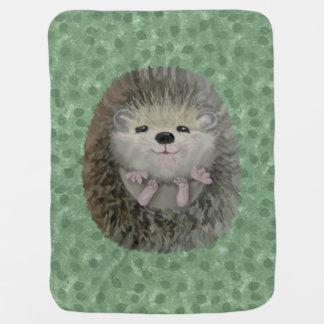 Baby Hedgehog Baby Blanket