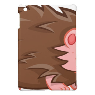 Baby Hedgehog iPad Mini Cases