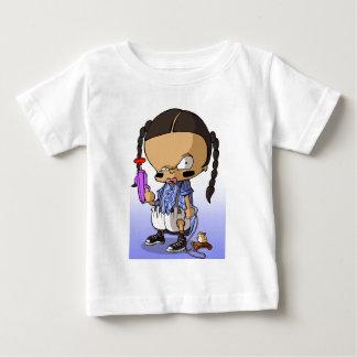 Baby Hip Hop Gangsta Baby T-Shirt