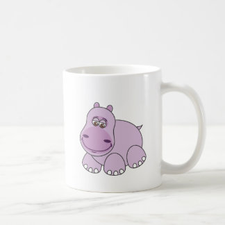 Baby Hippo Coffee Mug