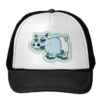 Baby Hippo Hats