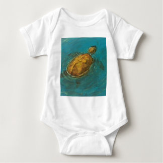 Baby Honu  For  Your Toddler Baby Bodysuit