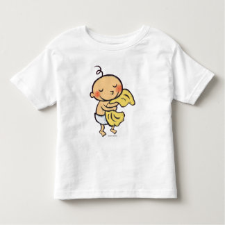 Baby Hugging Soft Yellow Blanket T Shirts