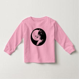 Baby Husky Shirt Toddler Dog Tee Shirts
