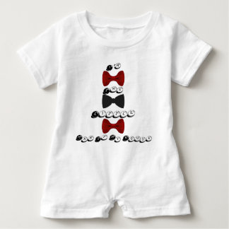 Baby I'm The Lil Man Of My House Romper Baby Bodysuit