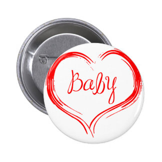 baby-in-heart-ma-red png pinback button