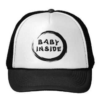 Baby Inside Maternity Cap