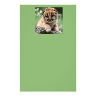 Baby Jaguar Stationery