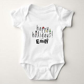 Baby Jersey Bodysuit