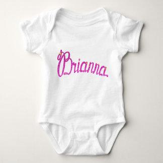 Baby Jersey Bodysuit Brianna