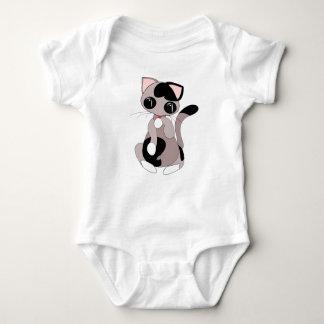 Baby Jersey Bodysuit - Kiki
