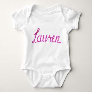 Baby Jersey Bodysuit Lauren