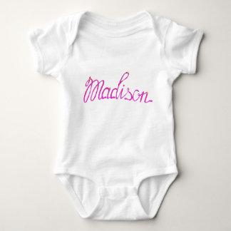 Baby Jersey Bodysuit Madison