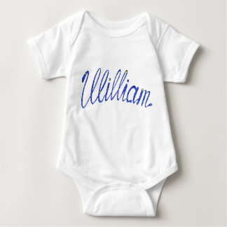 Baby Jersey Bodysuit William