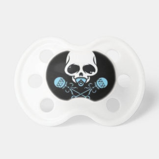 Baby Jolly Roger Pacifier