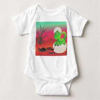 Baby Jumpsuit - Newly Hatched Add Baby's Name